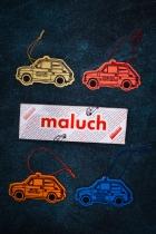 """""""Maluch"""" – kolekcjonerskie zawieszki zapachowe (4 szt.)"""