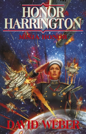 Honor Harrington. Misja Honor