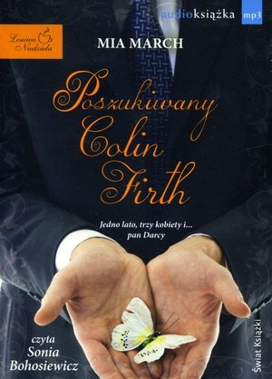 Poszukiwany Colin Firth. Audiobook