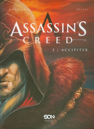Assassin's Creed 3. Accipiter
