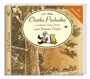 Chatka Puchatka. Audiobook