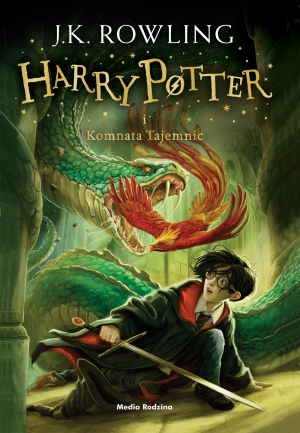 Harry Potter 2. Komnata Tajemnic TW w. 2016