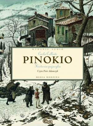 Pinokio. Audiobook
