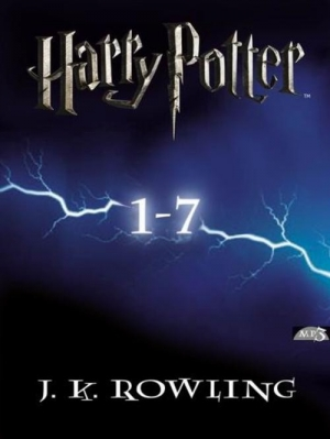 Harry Potter 1-7. Audiobook