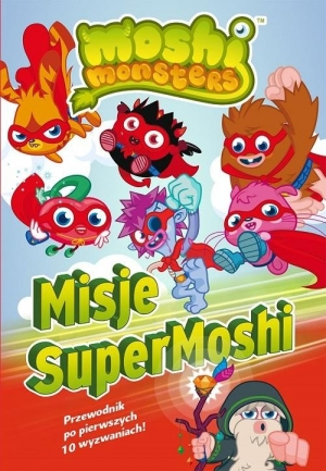 Moshi Monster. Misje SuperMoshi
