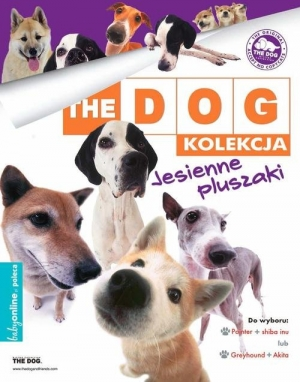 The DOG The Dog Jesienne pluszaki