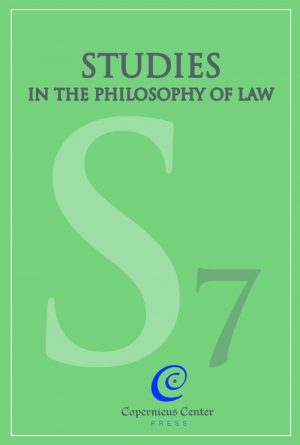 Studies in the philosophy of law  vol. 7 GAME THEORY AND THE LAW