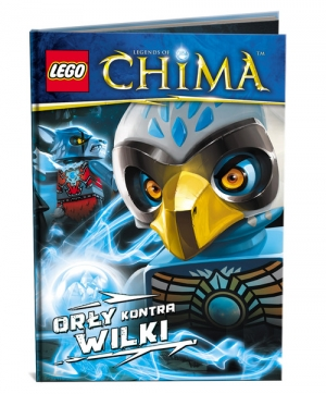 LEGO Legends of Chima Orły kontra Wilki