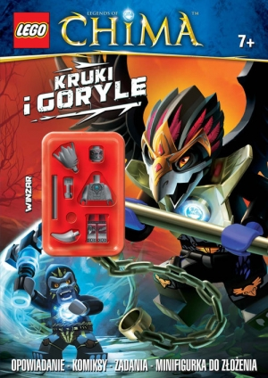 Lego Legends of Chima Kruki i Goryle