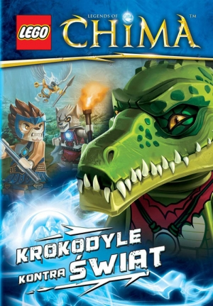 Lego Legends of Chima Krokodyle kontra świat