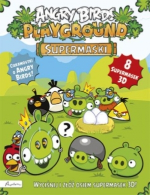 Angry Birds Playground Supermaski