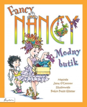 Fancy Nancy Modny butik