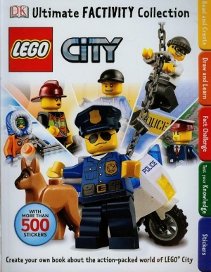 Lego City Ultimate Faxtivity Collection
