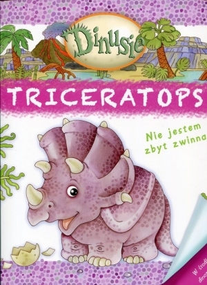 Dinusie Triceratops