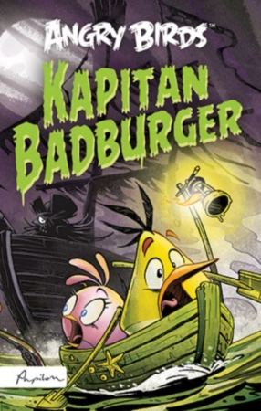 Angry Birds Kapitan Badburger