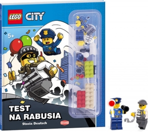 Lego City Test na rabusia