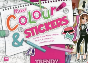 Maxi Colour & Stickers
