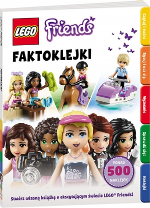 Lego Friends Faktoklejki