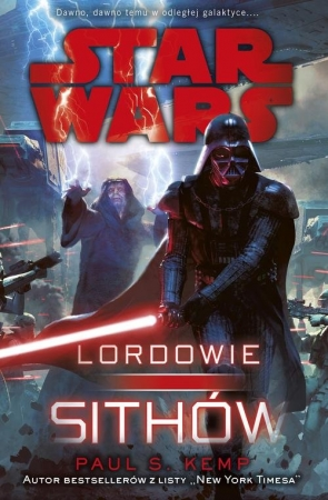 Star Wars Lordowie Sithów