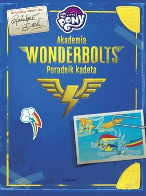 My Little Pony Akademia Wonderbolts Poradnik kadeta