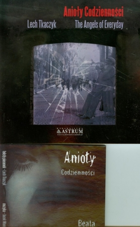 Anioły codzienności The Angels of Everyday +CD