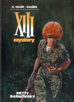 XIII Mystery Tom 7 Betty Barnowsky
