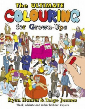 The Ultimate Colouring for Grown-Ups