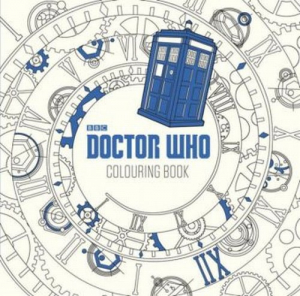 Doctor Who The Colouring Book