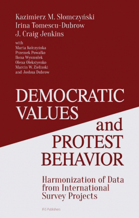 Democratic Values and Protest Behavior Harmonization of Data from International Survey Projects