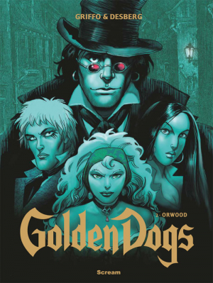 Golden Dogs Tom 2 Orwood