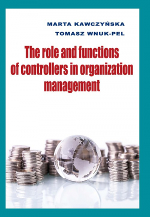 The role and functions of controllers in organization management