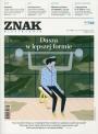 """Miesięcznik """"Znak"""", marzec 2016, nr 730"""