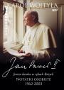 """""""Jestem bardzo w rękach Bożych"""". Notatki osobiste 1962-2003"""