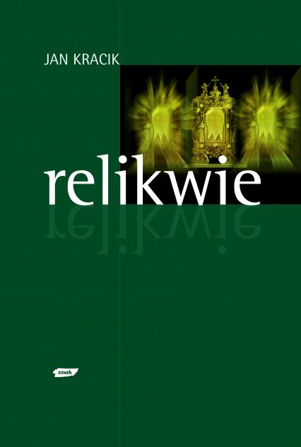 Relikwie - ks. Jan Kracik  | okładka