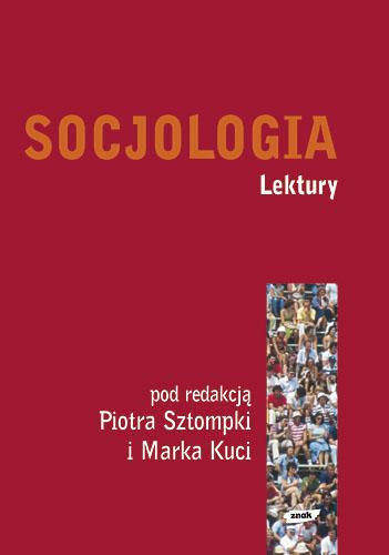 Socjologia. Lektury
