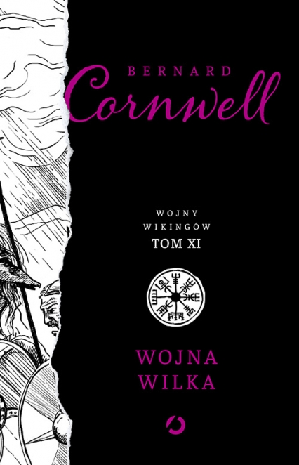 Wojna wilka. Tom 11 - Bernard Cornwell | okładka