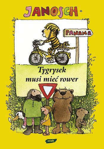 Tygrysek musi mieć rower