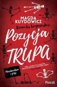 Pozycja trupa - Magdalena Kuydowicz | okładka