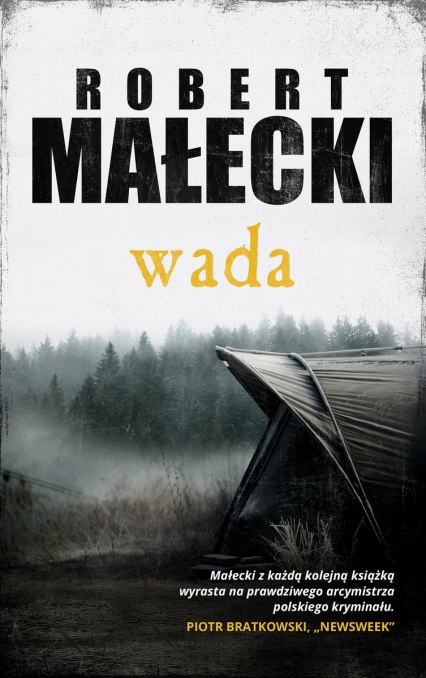 Wada - Robert Małecki | okładka