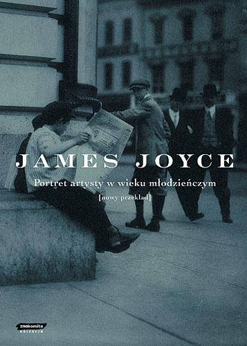 Portret artysty w wieku młodzieńczym - James Joyce  | okładka