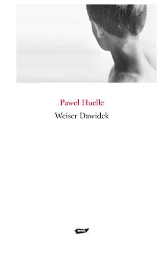 Weiser Dawidek - Paweł Huelle  | okładka