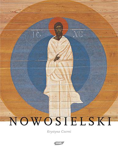 Nowosielski - Krystyna Czerni  | okładka