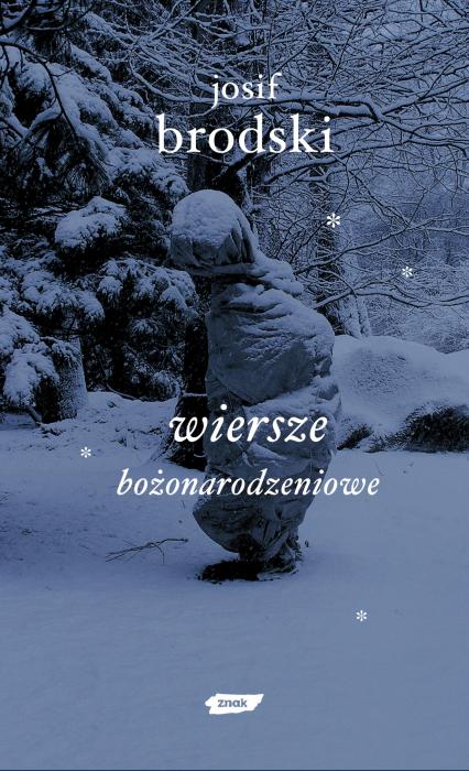 Wiersze bożonarodzeniowe - Josif Brodski  | okładka