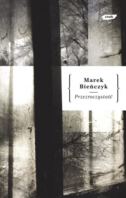 Przezroczystość - Marek Bieńczyk  | okładka