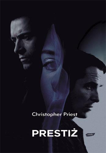 Prestiż - Christopher Priest  | okładka