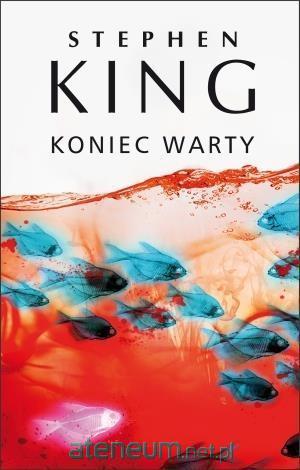 Koniec warty - Stephen King | okładka