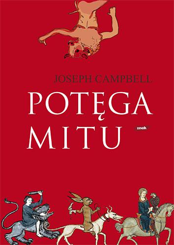 Potęga mitu - Joseph Campbell  | okładka