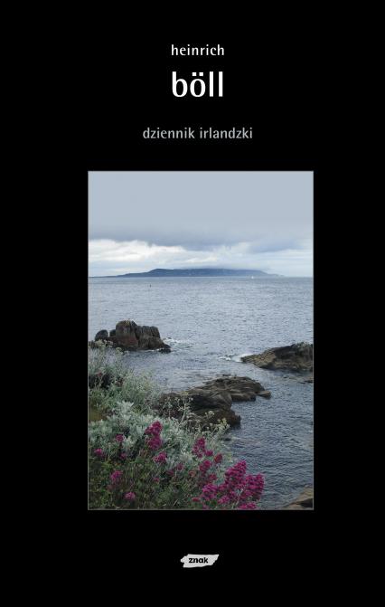 Dziennik irlandzki - Heinrich Böll  | okładka