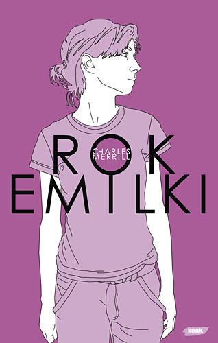 Rok Emilki - Charles Merrill  | okładka
