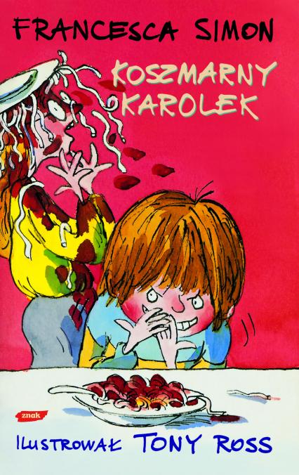 Koszmarny Karolek - Francesca Simon  | okładka